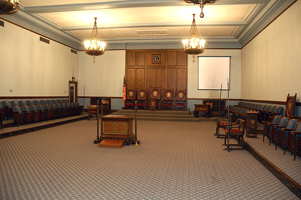 Lodge No. 3